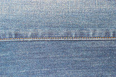 Jeans texture 2 Royalty Free Stock Image