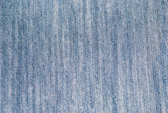 Jeans texture. The fabric surface of jeans texture in blue color Stock Image