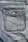 Jeans texture. Royalty Free Stock Photos