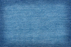 Jeans texture. Closeup of jeans background and texture Stock Image