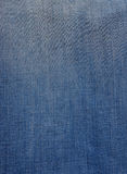 Jeans texture. Blue jeans texture seamless plain Royalty Free Stock Photo