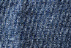 Jeans texture. Higly detailed jeans texture, macro Stock Photos