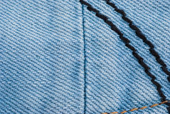 Jeans texture  background Royalty Free Stock Photos