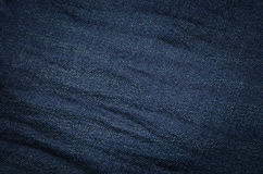 Jeans texture and background Stock Photography