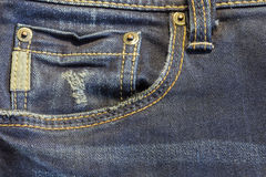 Jeans Texture Background Royalty Free Stock Photo