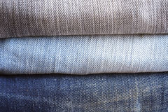 Jeans Texture Background Royalty Free Stock Photography