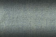 Jeans texture with black edge for pattern and background Royalty Free Stock Photo