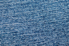 Jeans texture. Can be used as background Stock Image