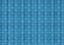 Jeans Texture. Checkered Fabric Background Illustration, Vector Royalty Free Stock Photos