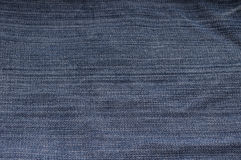 Jeans texture close up Royalty Free Stock Image