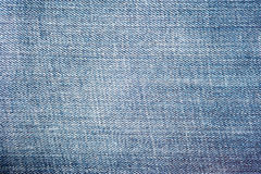 Jeans texture Stock Photography