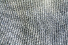 Jeans texture detail Stock Photos