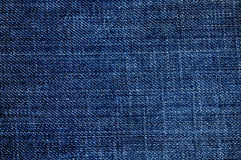 Jeans Texture Royalty Free Stock Images