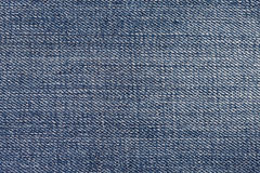 Jeans texture Royalty Free Stock Photo