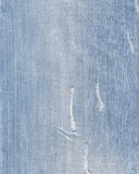 Jeans texture. Stock Image