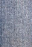 Jeans texturerar Fotografering för Bildbyråer