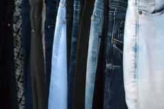 Jeans there is a lot of. Jeans as background. Jeans background. It is a lot of different jeans stock photography