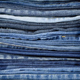Jeans trousers Stock Image
