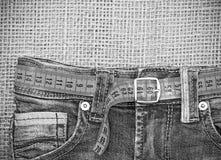 Jeans und Stockfotos