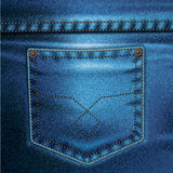 Jeans Vector Background Set 2 Royalty Free Stock Photos