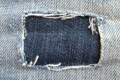 Jeansbakgrund royaltyfria bilder