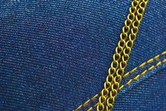 Jeansbakgrund arkivbilder