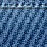Jeansbakgrund Stock Illustrationer