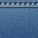 Jeansbakgrund Vektor Illustrationer