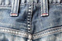 Jeansbeschaffenheit Stockfotos