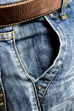 Jeansbroek Stock Afbeeldingen