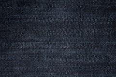 Jeansdenim-Detailhintergrund Lizenzfreies Stockfoto