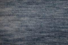 Jeansdenim-Detailhintergrund Lizenzfreies Stockbild