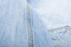 Jeansflåsanden Royaltyfri Bild