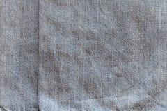 Jeansgewebebeschaffenheit Stockbild