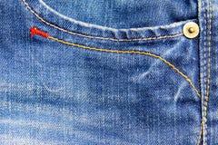 Jeanshintergrund Stockbilder
