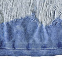 Jeanshintergrundbeschaffenheit Lizenzfreie Stockbilder