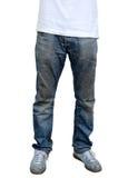 Jeansmens Stock Fotografie