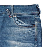 Jeanstasche Lizenzfreies Stockfoto