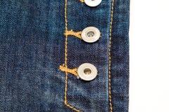 jeanstextur Arkivbilder