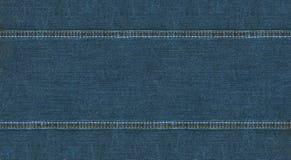 Jeanstextur Arkivbild