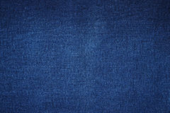 jeanstextur Royaltyfri Bild