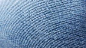 Jeanstexturljus - blått Royaltyfria Bilder