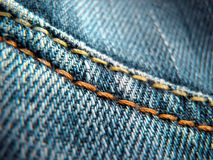 jeansy Obrazy Stock
