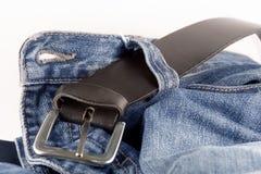 jeansy Zdjęcia Stock