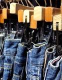 jeansy zdjęcia royalty free