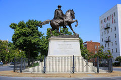 Jeb Stuart Monument  2, Richmond, Virgina Royalty Free Stock Photos