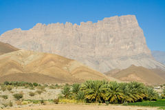 Jebal Misht, Oman Royalty Free Stock Photos