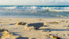 jebana plaża Zdjęcie Royalty Free