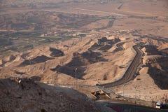 Jebel Hafeer Stock Image