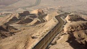 Jebel Hafit stock afbeeldingen